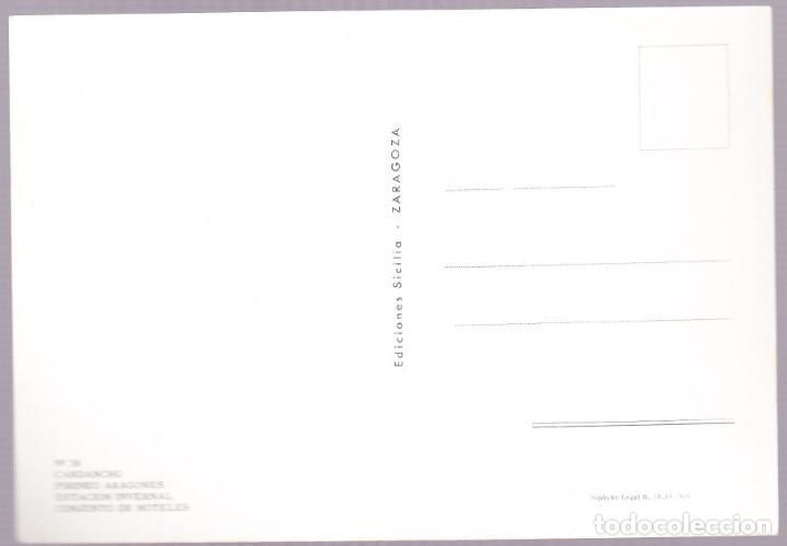 Postales: HUESCA - PIRINEO ARAGONES - CANDANCHU - CONJUNTO DE HOTELES - Foto 2 - 156863734