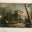 Postales: ALHAMA DE ARAGÓN (ZARAGOZA) POSTAL COLOREADA NO.26, GRAN CASINO. EDITA: ED. MONTAÑÉS (A.1963). Lote 156933144