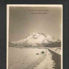 Postales: PANTANO PRINCIPE ALFONSO-VISTA DEL ESPINGÜETE-FOTOGRAFICA-POSTAL ANTIGUA-(57.986). Lote 157078434