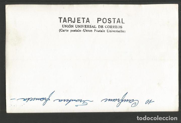 Postales: CANFRANC-FRONTERA FRANCESA-FOTOGRAFICA-POSTAL ANTIGUA-(57.990) - Foto 2 - 157085862