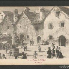 Postales: ANSO-PLAZA-18-F.H. FOTOGRAFO-POSTAL ANTIGUA-(57.991). Lote 157086418