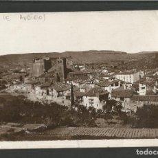 Postales: MORA DE RUBIELOS-VISTA GENERAL-POSTAL ANTIGUA-(58.010). Lote 157107994