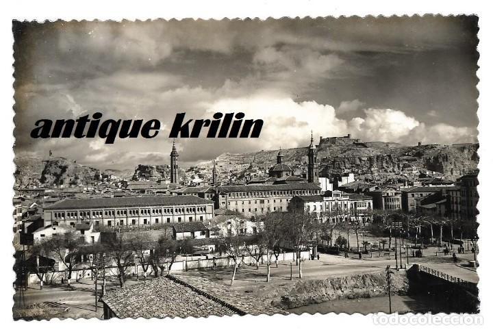 CALATAYUD Nº 16 VISTA PARCIAL .- EDICIONES SICILIA (Postales - España - Aragón Moderna (desde 1.940))