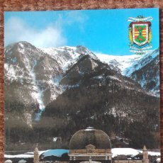 Postales: CANFRANC - HUESCA - ESTACION INTERNACIONAL. Lote 158209978