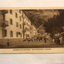 Postales: BALNEARIO DE PANTICOSA (HUESCA) POSTAL. HOTEL EMBAJADORES Y MEDIODÍA. EDITA: M. ARRIBAS (H.1940?). Lote 158838465