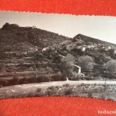 Postales: BOLTAÑA RÍO ARA Y VISTA PARCIAL POSTAL HUESCA ED SICILIA). Lote 159219170