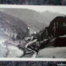 Postales: POSTAL DE BIELSA. 1.050 M. ALTURA.. Lote 159329034