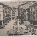 Postales: POSTAL FOTOGRÁFICA TERUEL Nº 2274 PLAZA DEL MERCADO. SIN CIRCULAR. . Lote 159740866