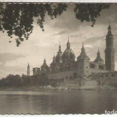 Postales: ZARAGOZA EL PILAR ESCRITA. Lote 159771046