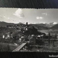 Cartoline: AÍNSA - POSTAL VISTA GENERAL. Lote 159900330