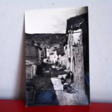 Postales: AYERBE ( HUESCA ) CALLE DEL HORAO USADA. Lote 160012164
