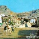 Postales: CASTELLOTE - 3 PLAZA DE ESPAÑA. Lote 160400994