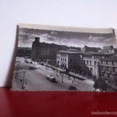 Postales: PLAZA PARAÍSO ( ZARAGOZA ) POSTAL NUEVA. AÑOS 40. Lote 160493398