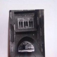 Postales: ARCO DE DEAN ( ZARAGOZA ) POSTAL NUEVA AÑOS 50. Lote 160495412