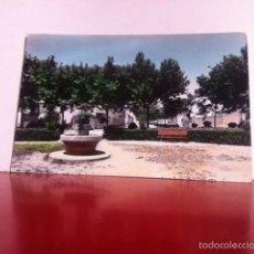 Postales: VILLANUEVA DE GALLEGO ( PL.F. CATÓLICO ) USADA AÑOS 60. Lote 160497221