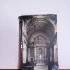 Postales: TARAZONA( CAPILLA SAN GAUDIOSO) POSTAL USADA AÑOS 40. Lote 160498028