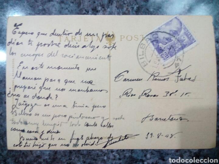 Postales: Postal de Monasterio de Poblet. El Pilar. Órgano. - Foto 2 - 160985610