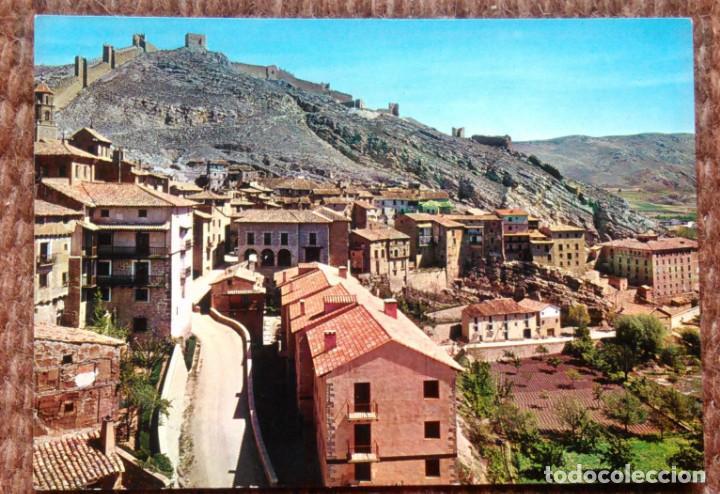 ALBARRACIN -. VISTA PARCIAL (Postales - España - Aragón Moderna (desde 1.940))