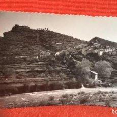 Postales: FOTOGRAFICA BOLTAÑA RIO ARA VISTA PARCIAL HUESCA POSTAL ARAGON DIRIGIDA A GENERAL. Lote 161855090