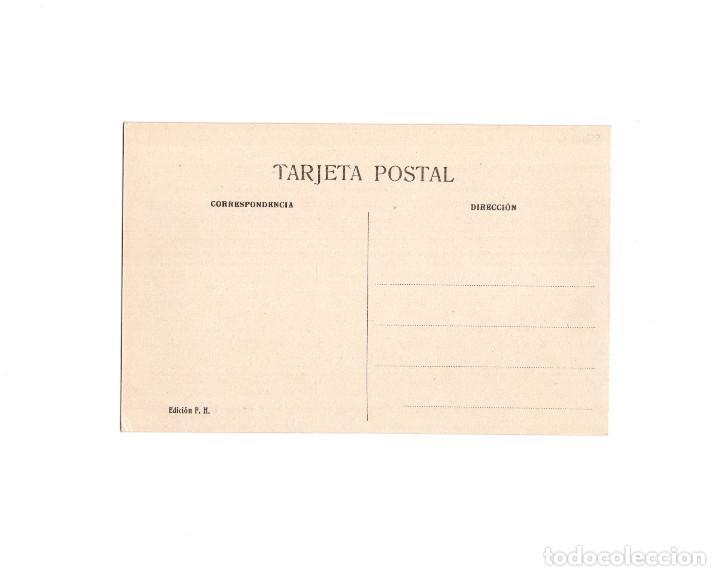 Postales: ANSÓ.- SALIDA DE MISA. - Foto 2 - 163120546