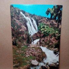Postales: POSTAL (SIN CIRCULAR) PIRINEO HUESCA - PANTICOSA - CASCADA DE ARGUALAS (AÑOS 70) - REF: 220/230. Lote 163429630