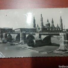 Postales: ZARAGOZA 1961. Lote 163481994