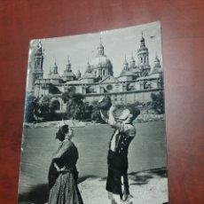 Postales: ZARAGOZA 1961. Lote 163482617