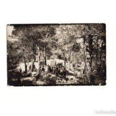 Postales: PIRINEO ARAGONÉS.(HUESCA).- BOY-SCOUTS. POSTAL FOTOGRÁFICA.. Lote 164086494