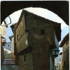 Postales: Nº 7 - ALBARRACÍN. TERUEL. ARCO DEL PORTAL DE MOLINA. ED. SICILIA.. Lote 164172354