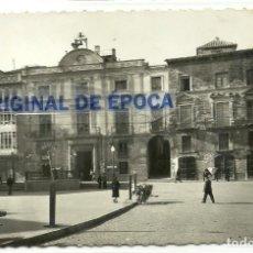 Postales: (PS-60341)POSTAL DE CASPE-PLAZA DE ESPAÑA. Lote 164409734