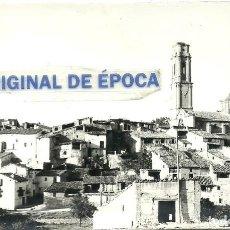 Postales - (PS-60343)POSTAL DE BELMONTE DEL MEZQUIN(TERUEL)-VISTAS - 164410686