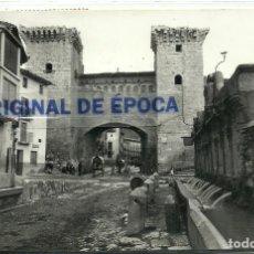 Postales: (PS-60346)POSTAL DE DAROCA-PUERTA BAJA Y FUENTE DE LOS 20 CAÑOS. Lote 164412122