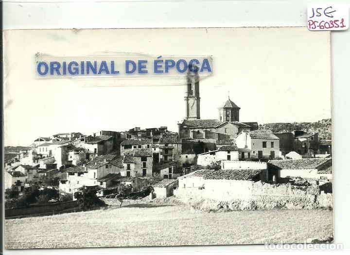 (PS-60351)POSTAL DE BELMONTE DEL MEZQUIN(TERUEL)-VISTAS (Postales - España - Aragón Moderna (desde 1.940))