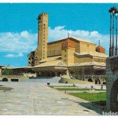Postales: HUESCA. TORRECIUDAD. SANTUARIO. CIRCULADA EN 1978. Lote 165717690