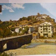Postales: POSTAL AINSA - PARIAL Y RIO ASA. Lote 165722402