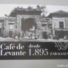 Postales: POSTAL PUBLICITARIA ZARAGOZA. Lote 165924222