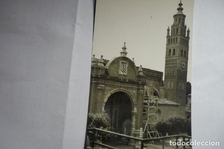 POSTAL TARAZONA FACHADA CATEDRAL CM (Postales - España - Aragón Moderna (desde 1.940))