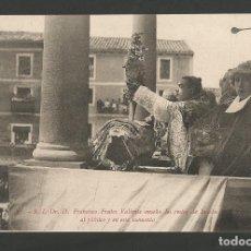Cartes Postales: JACA-PROCESION DE SANTA OROSIA-POSTAL ANTIGUA-(59.747). Lote 166540530