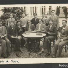 Postales: MONASTERIO DE OSERA-FOTOGRAFICA-POSTAL ANTIGUA-(59.825). Lote 166557998