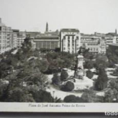 Postales: POSTAL ZARAGOZA - PL.JOSE ANTONIO -CIRCULADA. Lote 166965348