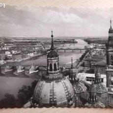 Postales: POSTAL ZARAGOZA BASILICA DEL PILAR. Lote 167443432
