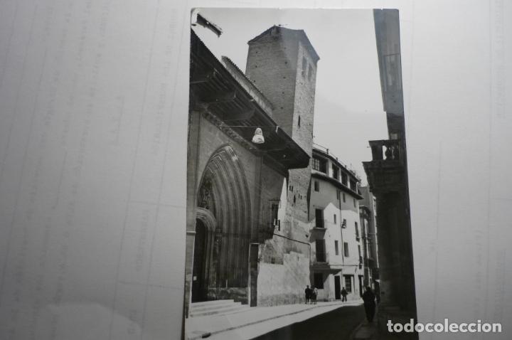 POSTAL CALATAYUD TORRE INCLINADA S.PEDRO (Postales - España - Aragón Moderna (desde 1.940))