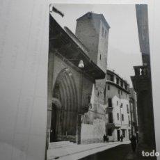 Postales: POSTAL CALATAYUD TORRE INCLINADA S.PEDRO. Lote 168237232