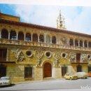 Postales: POSTAL TARAZONA.-CASA CONSISTORIAL-COCHES. Lote 168332328