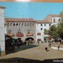 Postales: PINA DE EBRO, ZARAGOZA - EN FIESTAS LA TÍPICA VAQUILLA. SIMBOLO FALANGE.... Lote 168380476