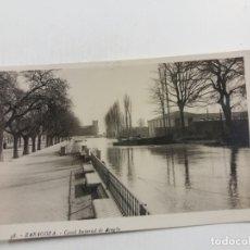 Postales: ZARAGOZA-CANAL IMPERIAL-58-FOTOGRAFICA ROISIN-POSTAL ANTIGUA-(60.822). Lote 168848844