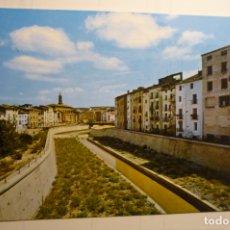 Postales: POSTAL BARBASTRO - CANALIZACION RIO VERO Y S.FRANCISCO. Lote 168941704