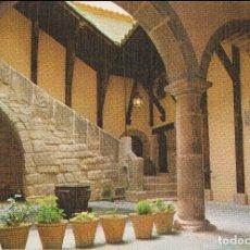 Postales: RUBIELOS DE MORA (TERUEL) ESCALERA AYUNTAMIENTO - EDICIONES SICILIA Nº 1 - S/C. Lote 169060464
