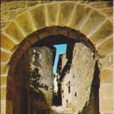 Postales: SOS DEL REY CATOLICO (ZARAGOZA) PORTAL DE UN CASTILLO - S/C. Lote 169060696