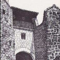 Postales: SOS REL REY CATÓLICO, PUERTA Y MURALLAS, ILUSTRADOR: CEFERINO - GRAFICAS VASCONIA Nº 109 - S/C. Lote 169096152